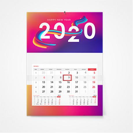 Дизайн календарей в Челябинске